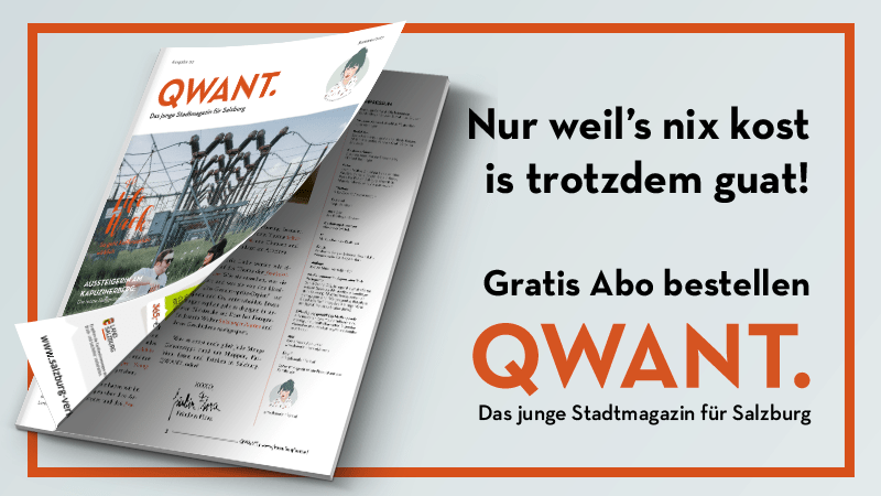 QWANT. Magazin abonnieren
