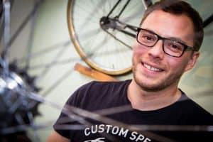 Andi Rath von 2nd Chance Bikes