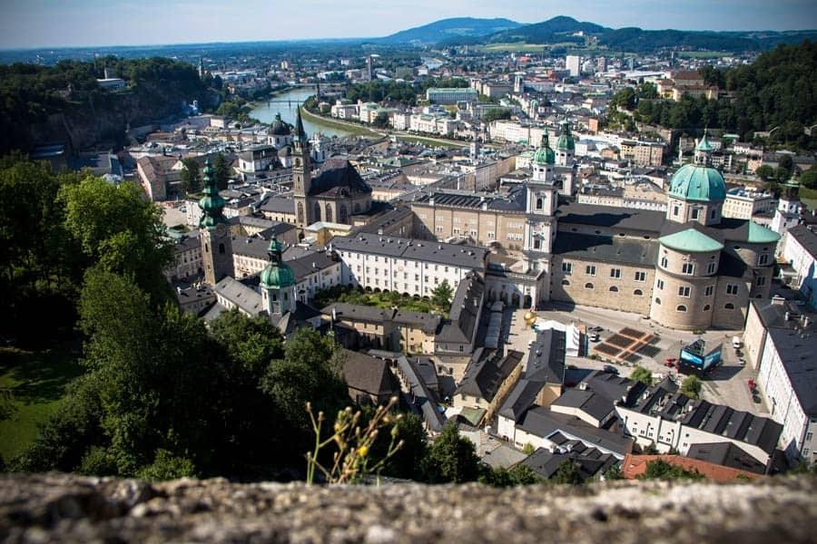 Burgschenke Salzburg