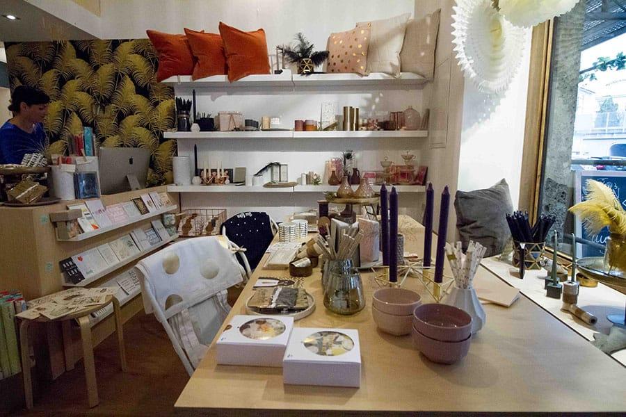 Concept Stores in Salzburg: Ina La Vie