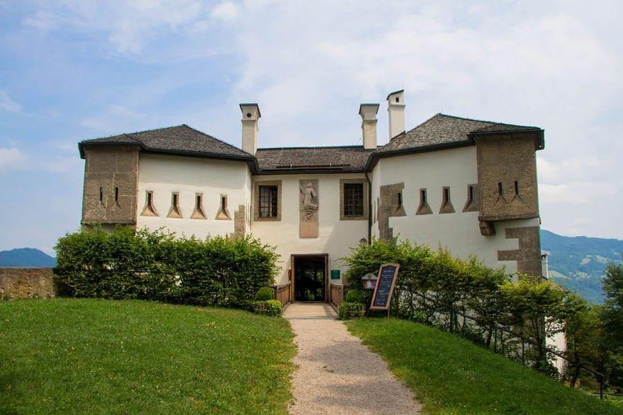 Franziskischlössl Salzburg