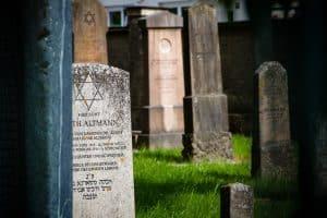 Jüdischer Friedhof in Salzburg