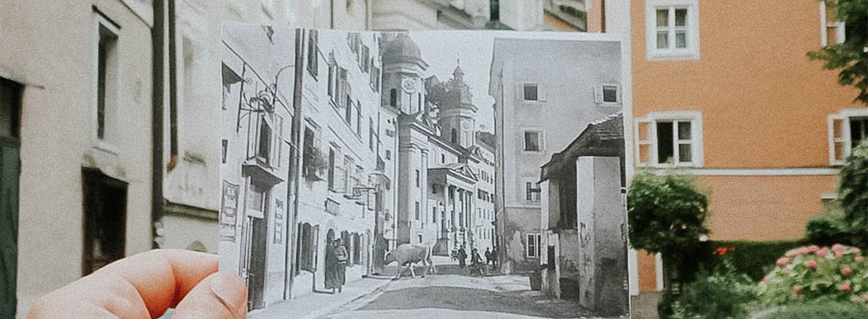 Salzburg früher