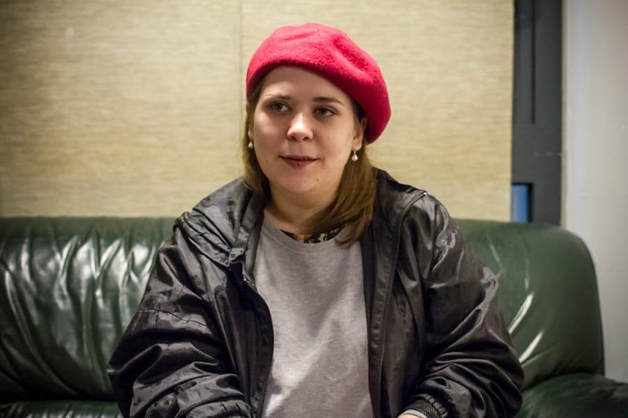 Stefanie Sargnagel in Salzburg