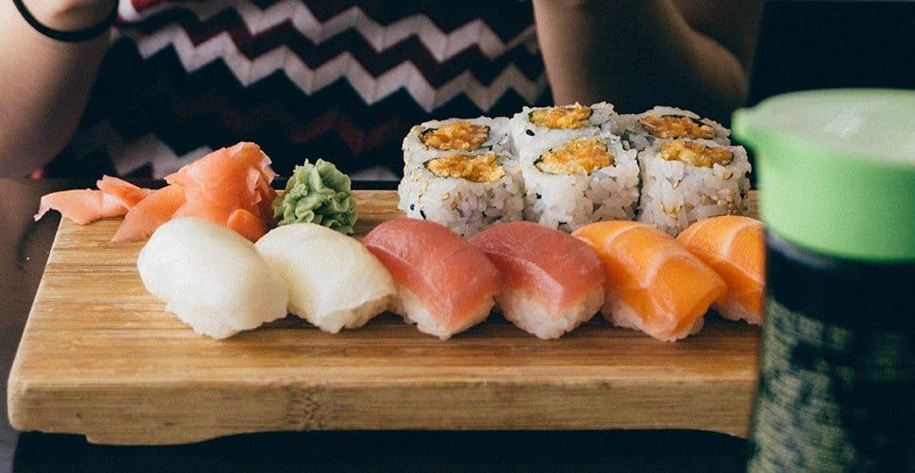 Die besten Sushi Lokale in Salzburg