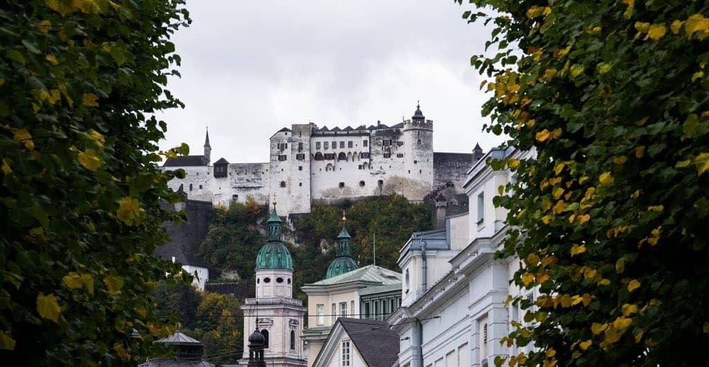 Mit dem Brenner durch Salzburg