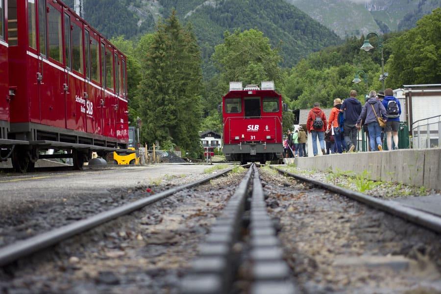 Die-Schafbergbahn