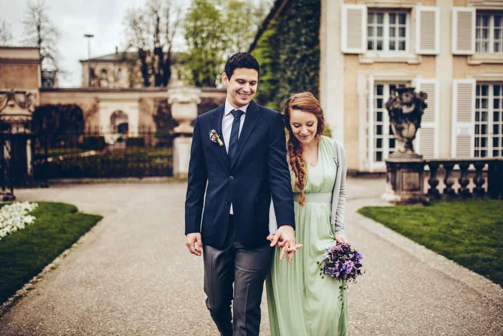 Schloss Prielau In Zell Am See Ist Top Hochzeitslocation In