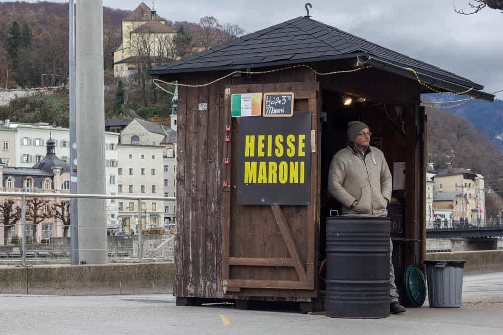 Maronistand-Salzburg