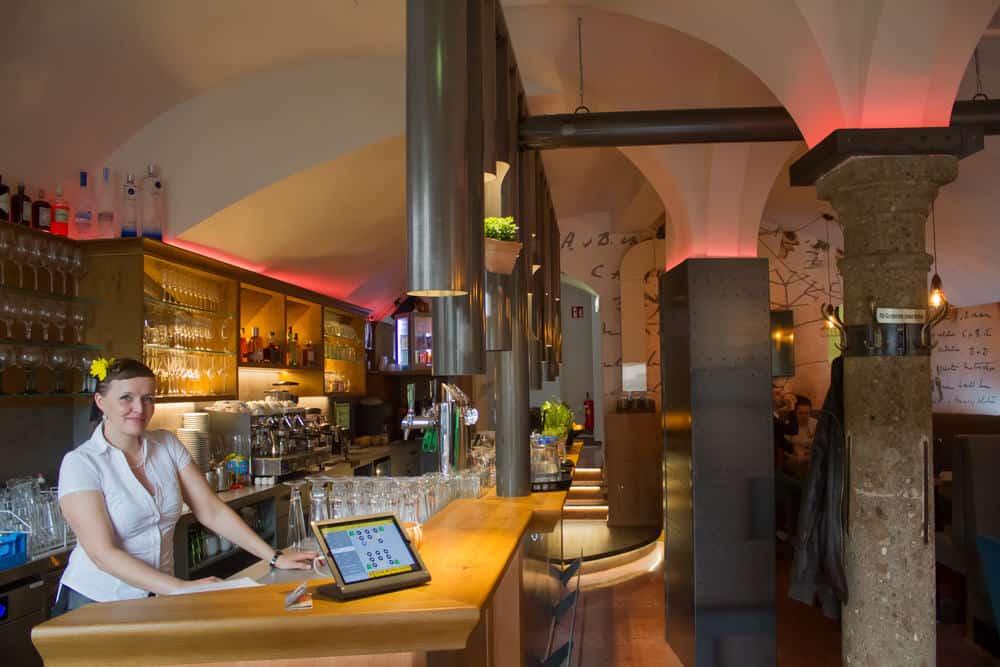 Darwin's Bar in Salzburg