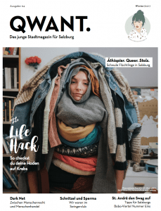 Hol dir das aktuelle QWANT.Magazin