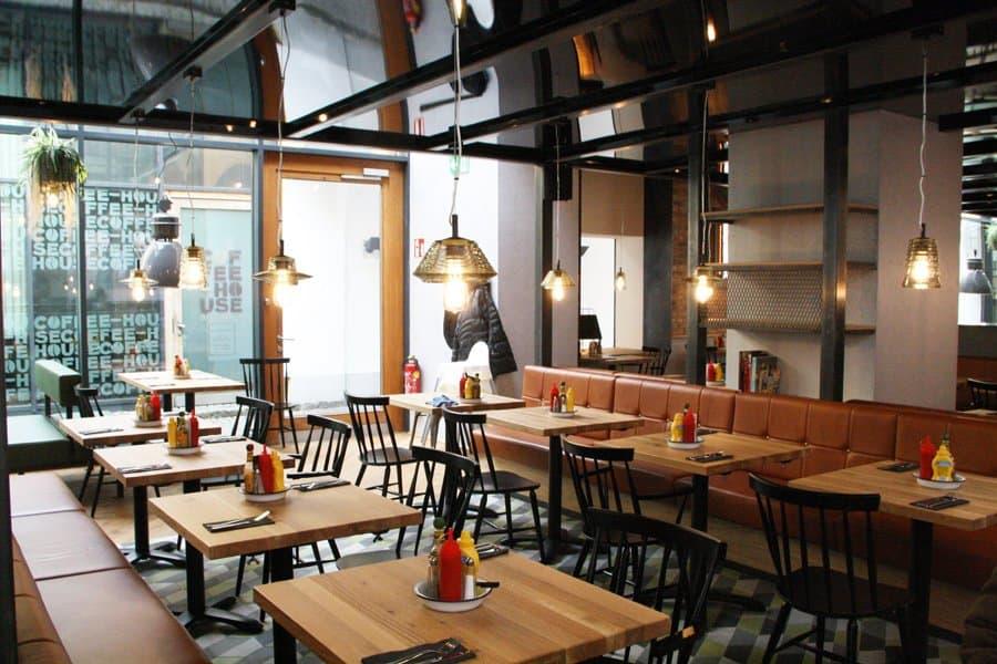 Burger Restaurant Ludwig