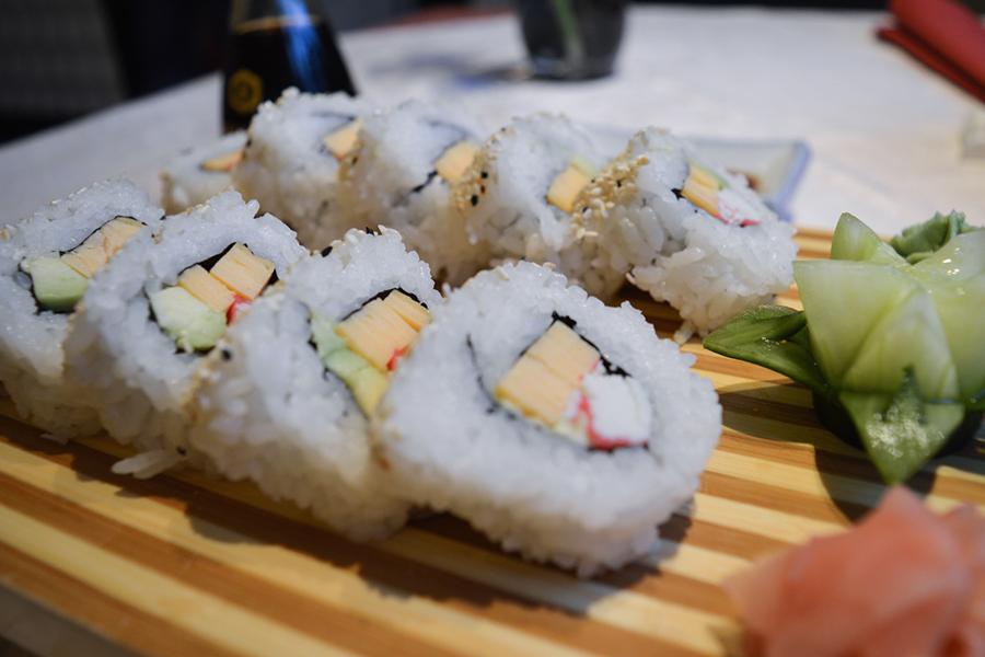 Kushi Hachi Sushi