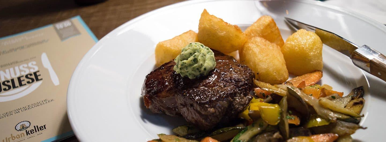 Urbankeller Steak