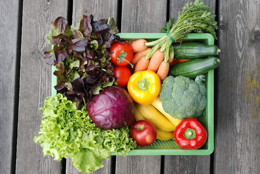 Gemüsekiste Achleitner