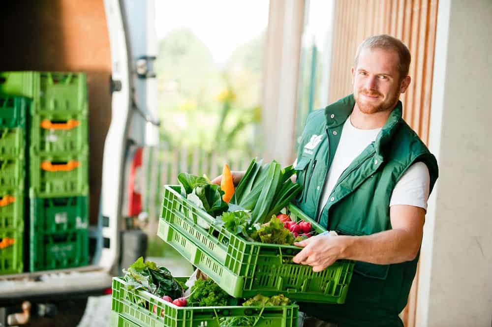 Gemüsekiste Lecker