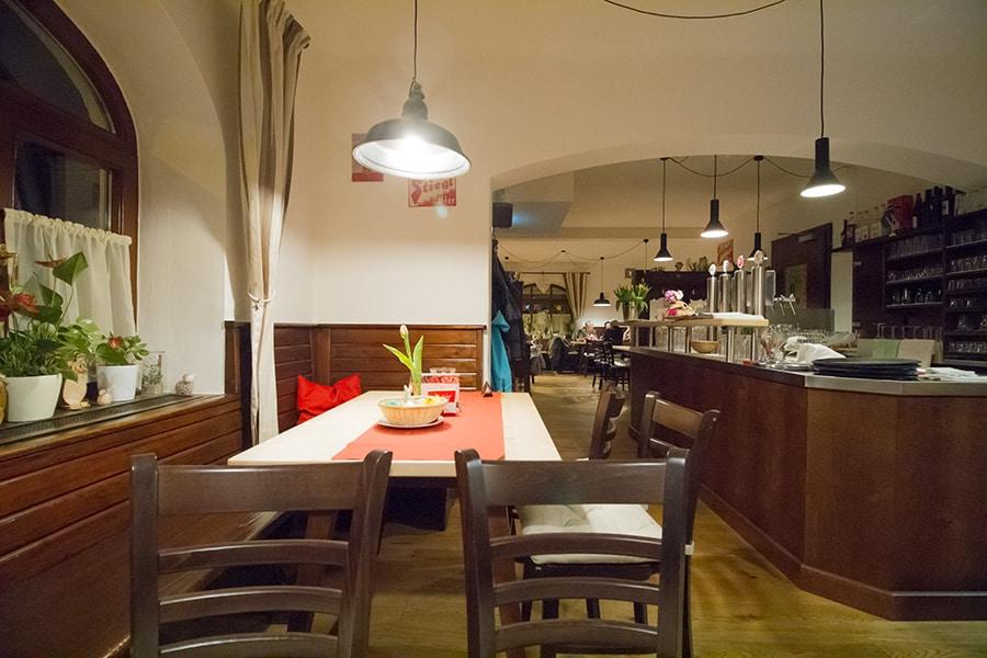 Afrikanisches Restaurant in Salzburg