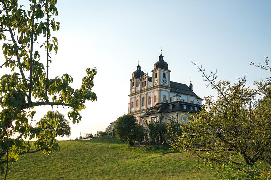 Sonnenuntergang-Salzburg_Maria Plain