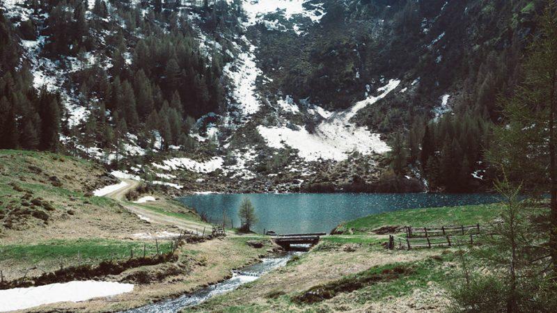 Wirpitschsee im Lungau