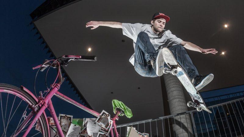 Skaten in Salzburg