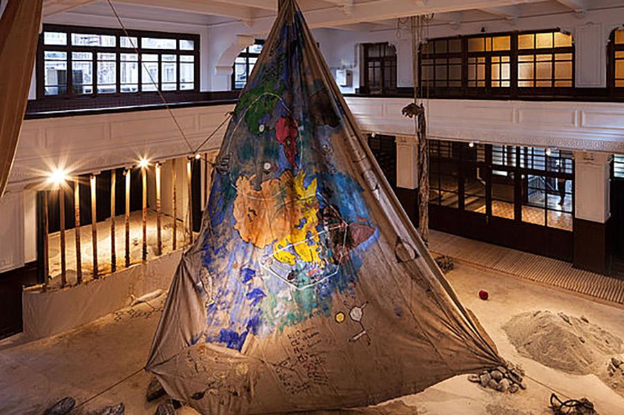 Museum der Moderne - Anna Boghiguian