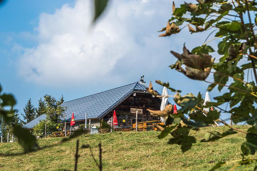 Zwölferhorn Bartlhütte