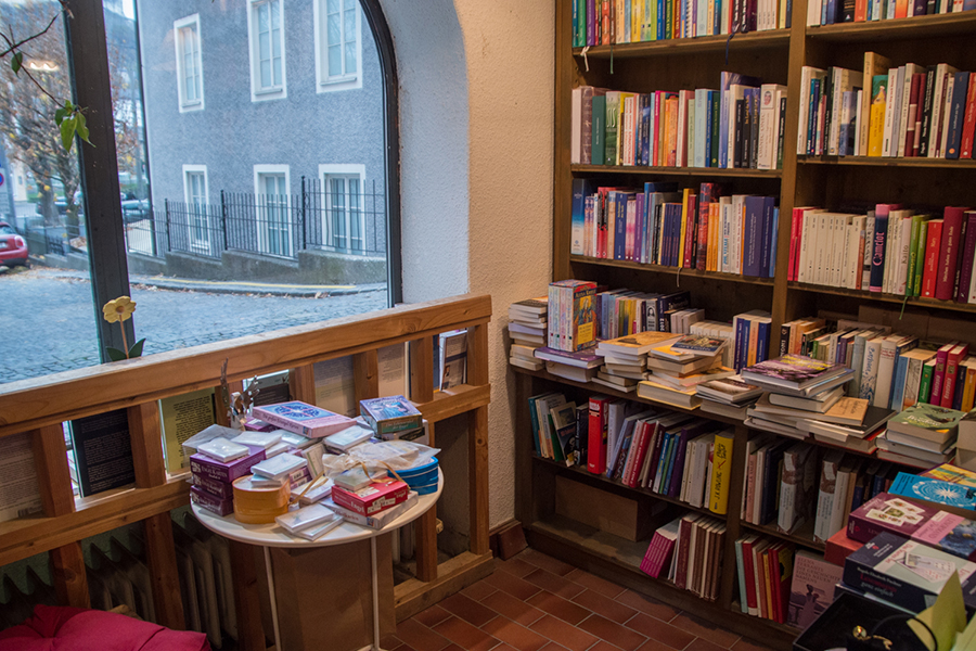 Paracelsus-Buchhandlung