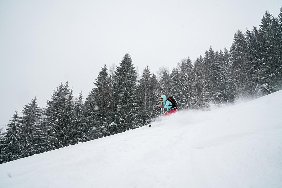 Skifahren Hochkoenig