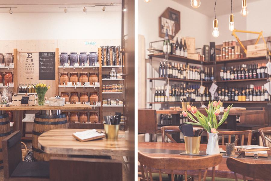 Genusskraemerei_Hallein Einkaufen in Hallein
