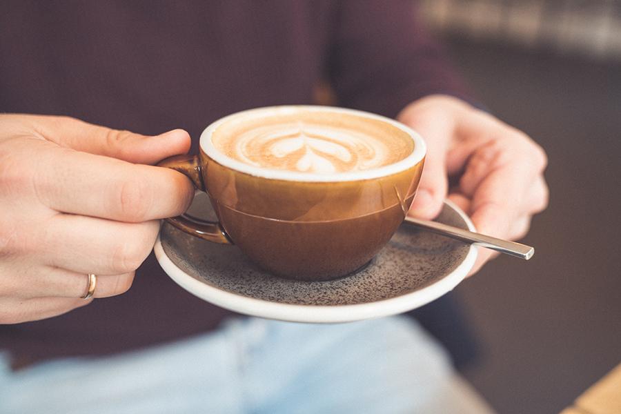 Pan Cafe in Hallein Kaffee trinken Hallein