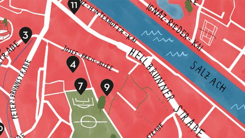 Stadtteil Guide Nonntal