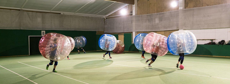 Bubble-Soccer-Bergheim