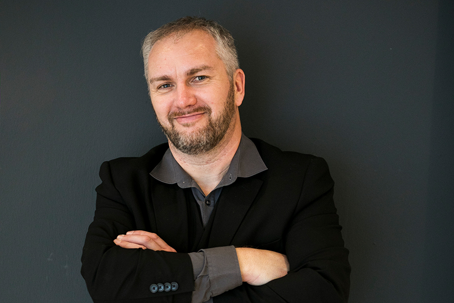 OMX Veranstalter Oliver Hauser