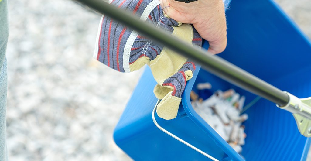 Müll sammeln Salzburg