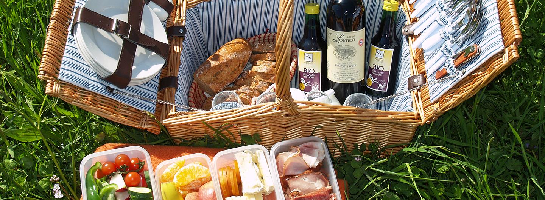 Picknicken - Bioladen Seeham