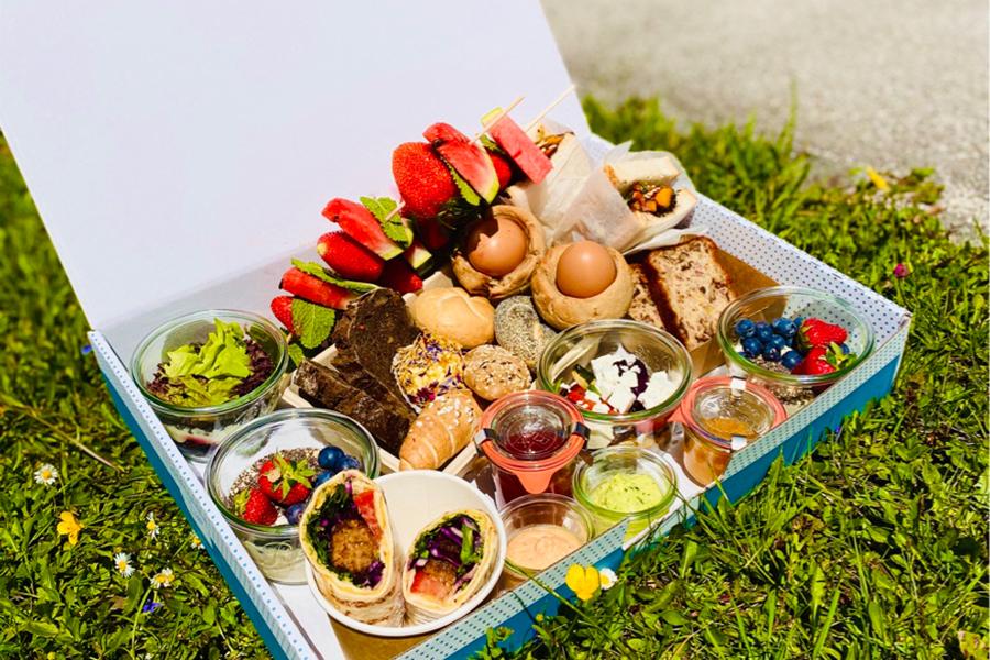 Schmaus und Braus - Picknicken