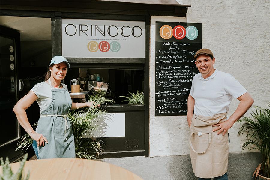 Orinoco-Salzburg