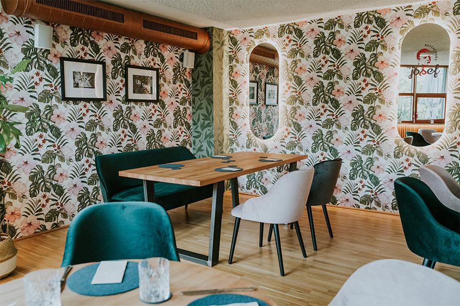 Josef Indoor Restaurant