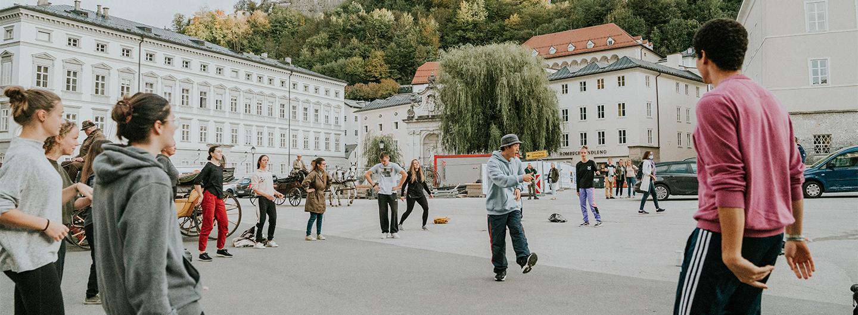 Flavourama Streetdance Salzburg