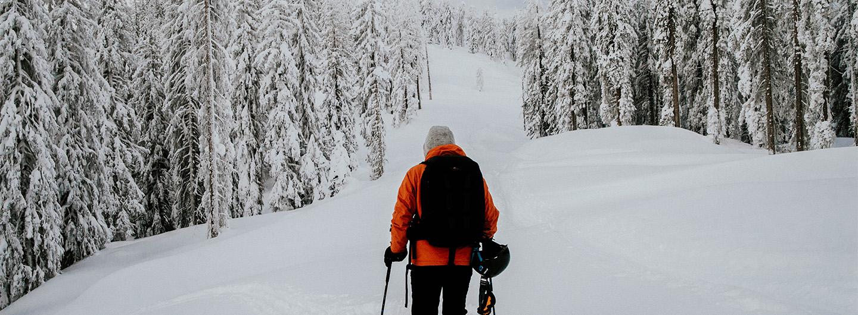 Skitour gehen