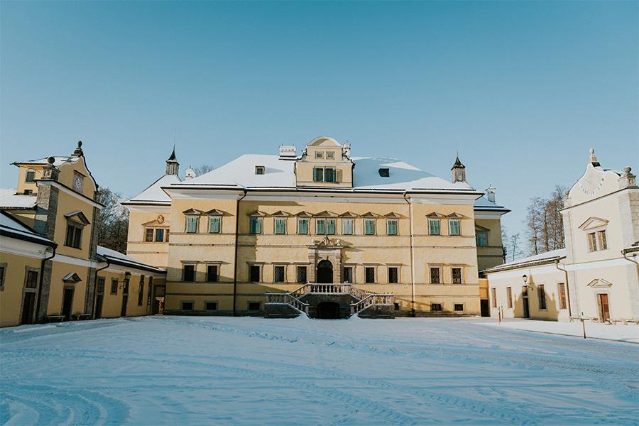 Hellbrunn Winter