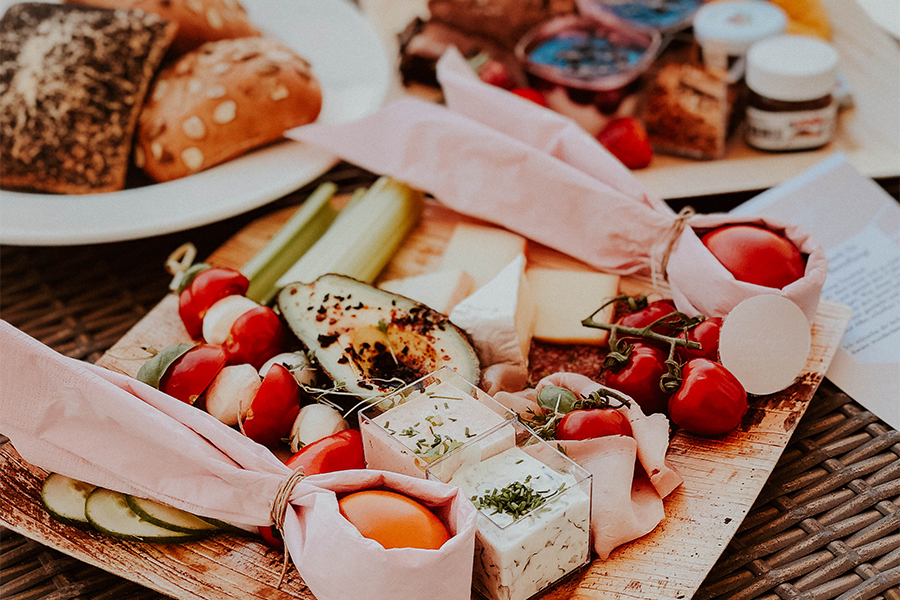 Good Vibes Frühstück